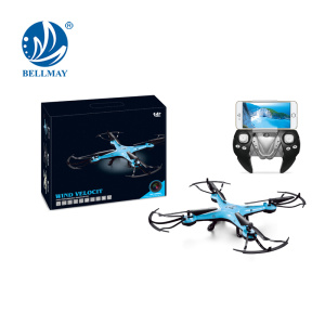 2.4G 4CH 6 Axis Gyro Middle Size Headless Mode RC UFO Quadcopter Kit