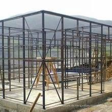 China Hersteller von Stahlbau Gebäude