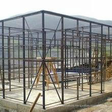 Steel Building and Modular Steel Structure Buildings