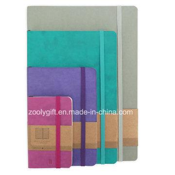 Passen Sie PU / PVC Leder Agenda Planer Notebooks