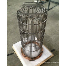 Birdcage Tungsten Heating Elements for Sapphire Growing