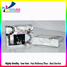 Gemacht in China-Schmucksache-Verpackungspapier-Geschenk-Kasten