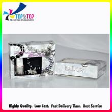 Fabriqué en Chine Boîte cadeau en papier pour emballage de bijoux