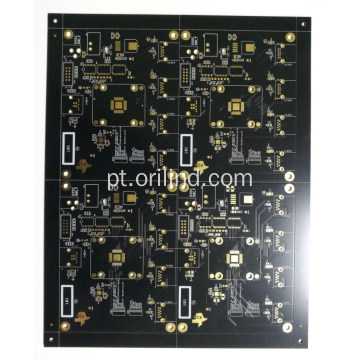 Placa de circuito Multilayer ENIG