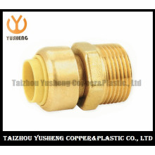 Brass Unleaded Quick-Connect Fittings (YS3002)