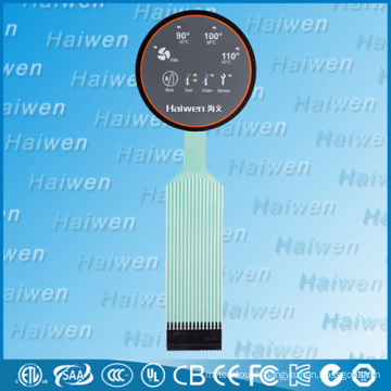good price waterproof touch panel switch with 3M300Lse adhesive