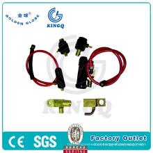 Cable de conversión Kingq hecho en China para la máquina de soldadura con Ce
