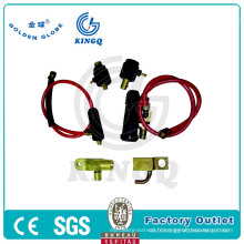 Kingq Conversion Cable Joint of Welding Torch for Arc Welder