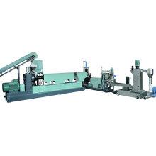 Fuerza que alimenta la máquina de reciclaje de granulación para la película aglomerada del PE