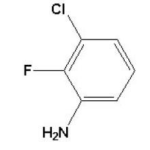 3-Cloro-2-Fluoroanilina CAS No. 2106-04-9