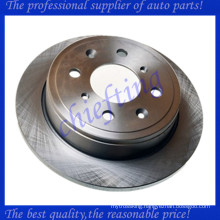 MDC766 DF1440 42510-SE0-000 42510-SK3-E00 42510-SK3-305 42510-SE0-010 EGP1254 brake rotors with holes for mg