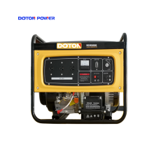 Gerador de gasolina usado doméstico 5000W