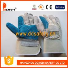 Cow Split Handschuhe am besten geeignet für robuste robuste Jobs Dlc328