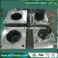 Шэньчжэнь поставщик плесень черный ABS пластик plowerpot плесень производитель