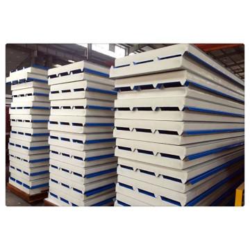 Hochwertiges PU-Sandwich-Panel für Dachwand-Verbundplatte