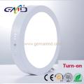 Led Panel light round surface mounted 6w