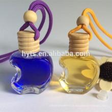 frasco do aroma da forma da maçã para o refrogerador de ar do carro do aroma