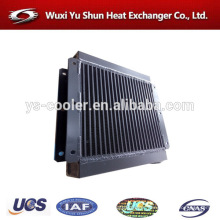 plant custom made aluminum evaporator radiator