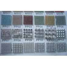Usine en maille en métal en aluminium