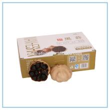 Paquete de la caja de color envejecido extracto negro del ajo fábrica
