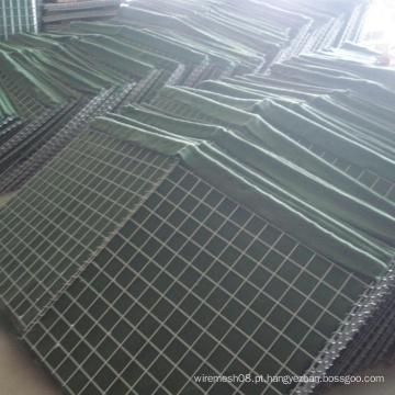 Rede de arame soldada da caixa de Gabion para a cesta de pedra