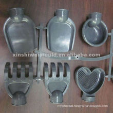 PP Plastic industrial part, plastic injection mold making