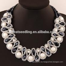 Joyería de moda de los accesorios del collar del negro del ahogador de la nueva llegada