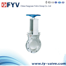 Stainless Steel Non-Rising Stem Slurry Gate Valve