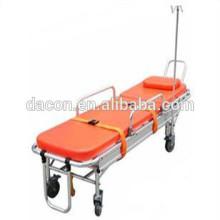 Emergency rescue stretcher