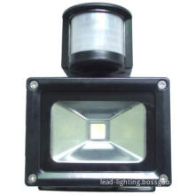 LED sensor Light 20W IP65 with which prevailed in Germany