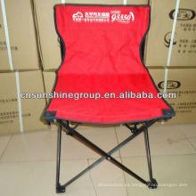 OEM 600D poliester plegable silla de Camping al aire libre
