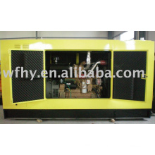 Automático 132KW silencioso Gerador