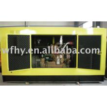 Автоматический бесшумный генератор 132 кВт