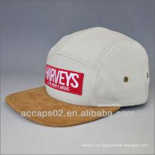 Chapéu de painel de camurça 5