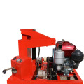 FL1-20 Ecological Brick making machine manual compressed earth block making machine price for sales in India.