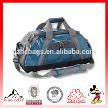 Новая мода спортивная сумка с отсеком путешествия Bacpack большие мужские сумки Емкость сумки