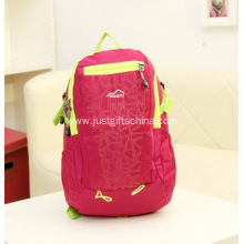Custom 600D Nylon School Bags For Students