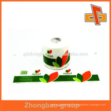 Accept customized BOPP film for stock form with gravure printing