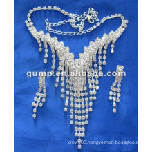 Latest bridal wedding jewelry set (GWJ12-517)
