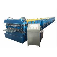 alta velocidad piso máquina/piso del decking de la cubierta cubierta/máquina de balanceo Maquinaria fabricada en china