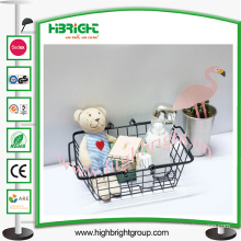 Shop/Supermarket Metal Wire Shopping Basket