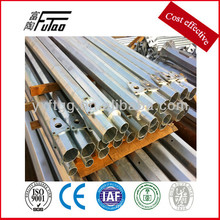 light pole parts with steel light pole