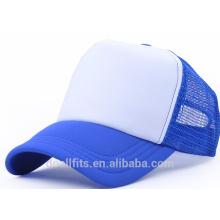Logo personnalisé pour le bouchon de camionneur mesh fron make en Chine