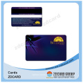 Gold / Silver Foil Frosted PVC Transparent Business Card