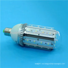 Alta calidad 18-72w e27 e40 60 vatios llevó lámpara de maíz con CE y RoHS