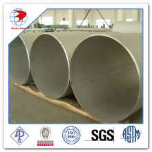 SA240 316L 8.5m LG stainless steel welded pipe