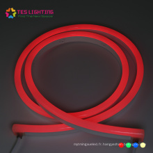 Bande de néon flexible extérieure 5068 IP68 LED RGB / W