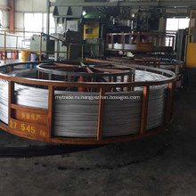 Алюминиевая трубка с внутренними канавками