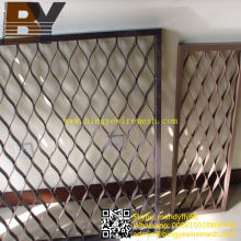 Powder Coated Diamond Expanded Metal Sheet