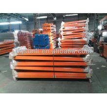 steel selective pallet racking